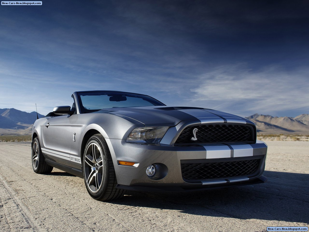 Ford Mustang Shelby Gt500 Convertible 2010 Best Car