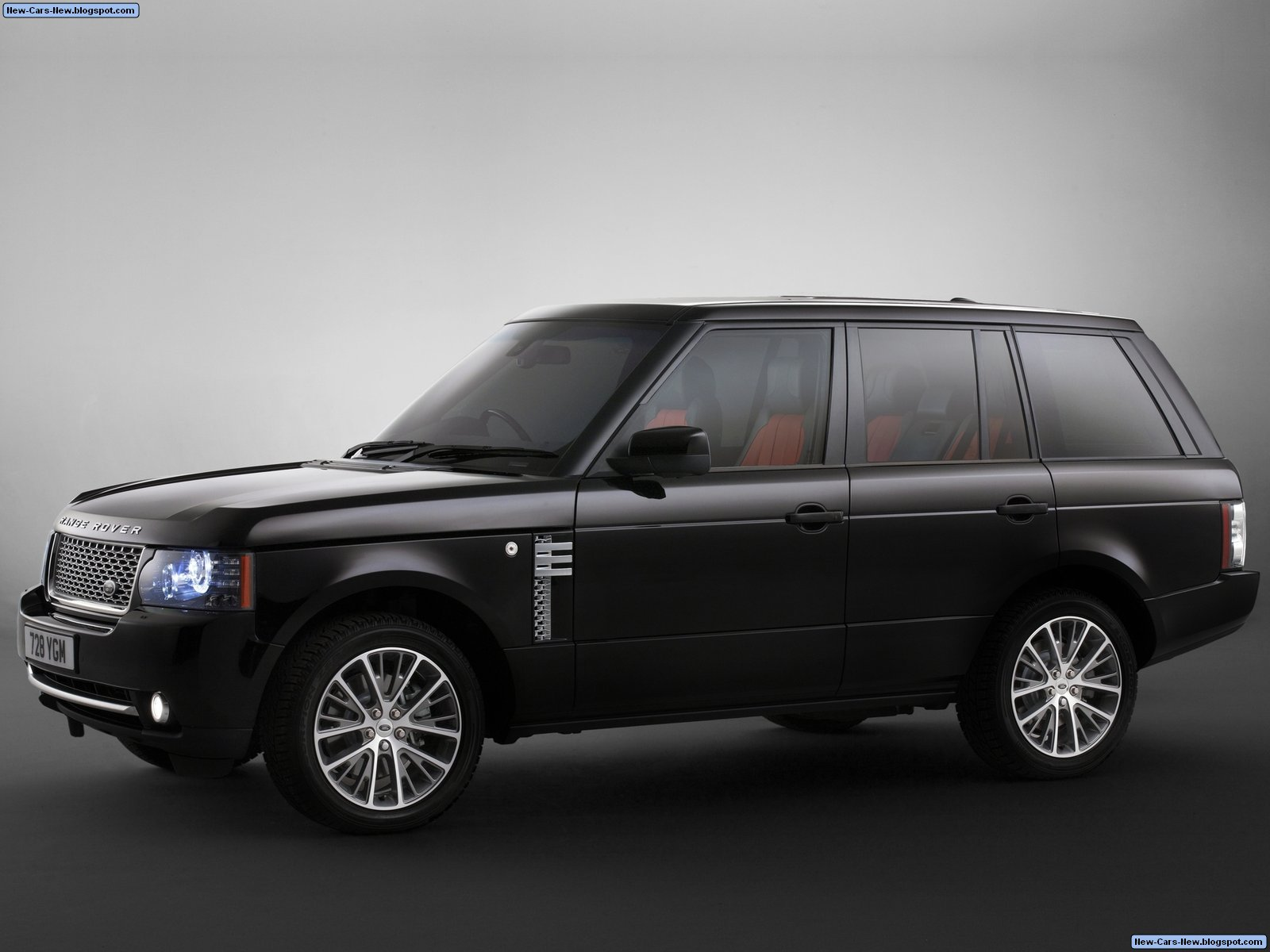 Land Rover Range Rover Autobiography Black 2011 All In