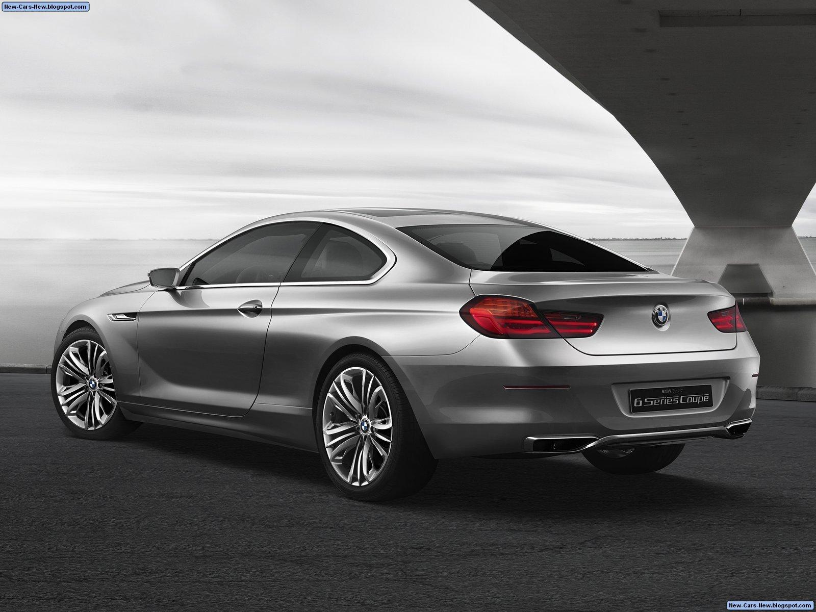 BMW 6-Series Coupe Concept (2010) << car modification