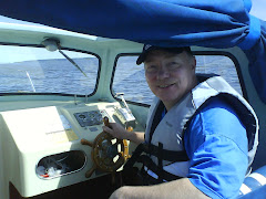 Kapten i sin båt