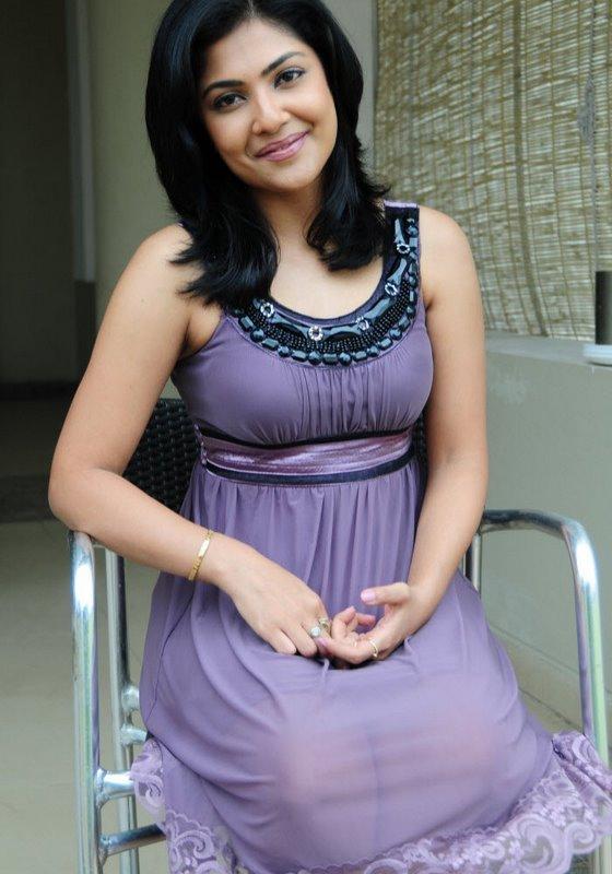 Kamilini Mukharjee in Short Frock Photo Gallery sexy stills