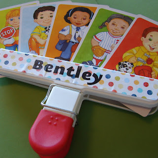 DIY Personalized Card Holder   Kids Games