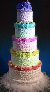 Wedding Cake 2 - Bunny Boo