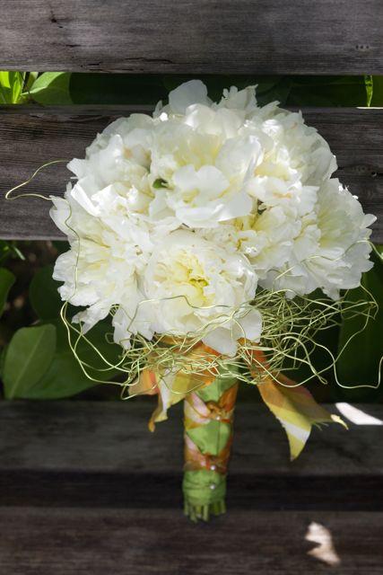 Bouquet bridal january