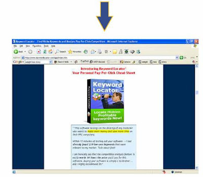 keyword locator tutorial