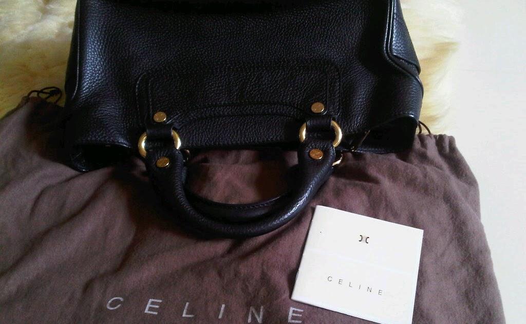 Garage Sale at Tampines is now ONLINE!  Celine Boogie Bag c0c2f42cda