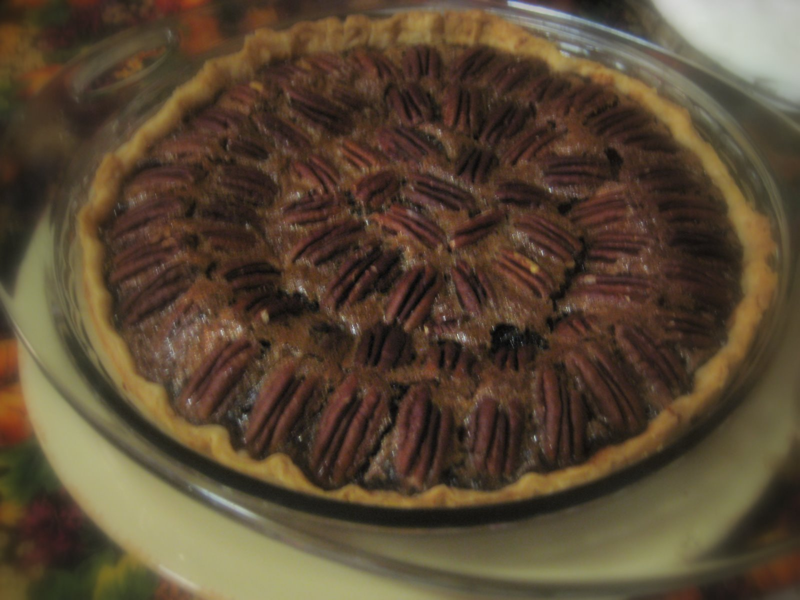 "Put a Lyd on it!"": Chocolate Pecan Pie"
