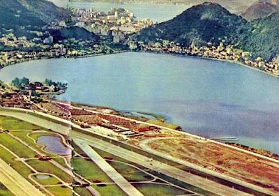 Lagoa Rodrigo de Freitas - 1965