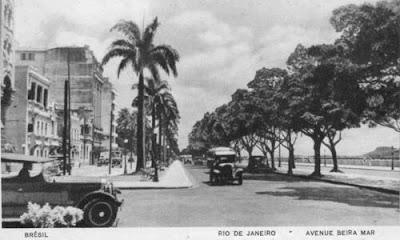 Praia do Flamengo - 1930