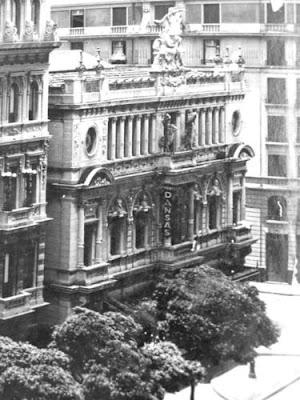 Teatro Phenix em 1920