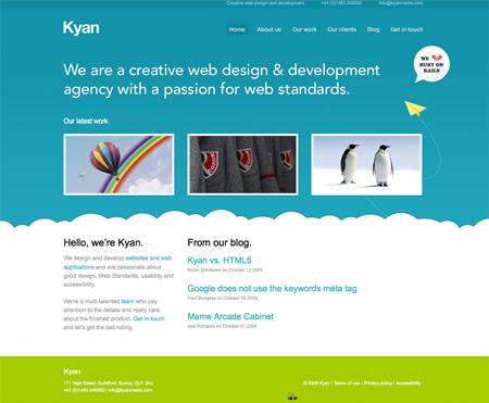 15 Contoh Website CSS yang Kreatif dan Modern