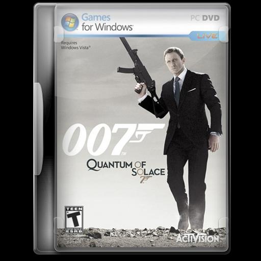 James Bond 007 Quantum of Solace Descargar gratis
