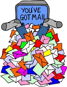 Email etiquette question?
