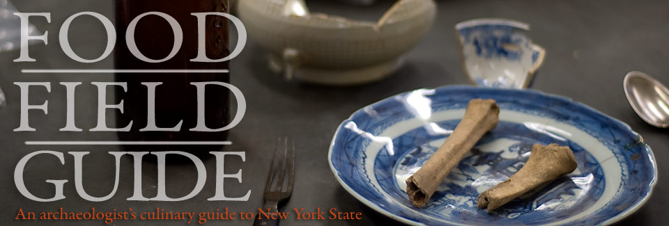 Archaeologist's Culinary Field Guide to NY State
