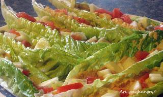 Romaine Lettuce Wraps