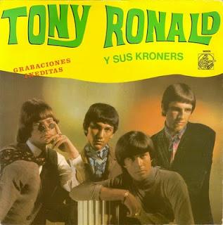Tony Ronald Y Sus Kroners Besame Mucho