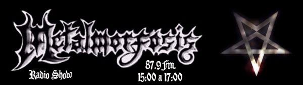 MetalMorfosis Radio Show