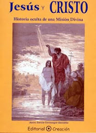 """Libro """"Jesús y CRISTO"""""""