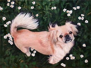 Mimi by Liza Hirst