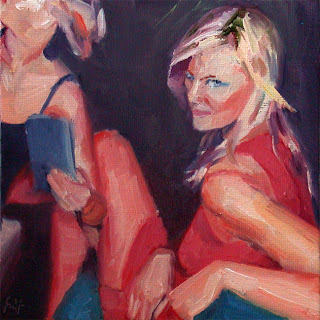Party Girls by Liza Hirst