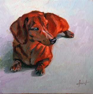 Walter by Liza Hirst