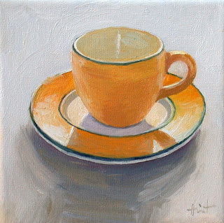Wedding cup by Liza Hirst