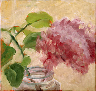Lilac 3 by Liza Hirst
