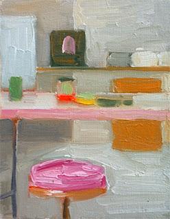 Studio Interior II by Liza Hirst