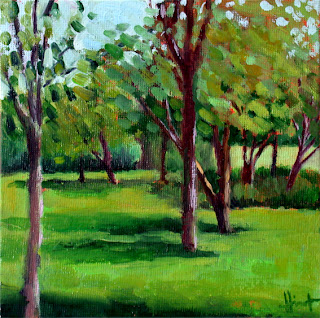 Lots of Green by Liza Hirst
