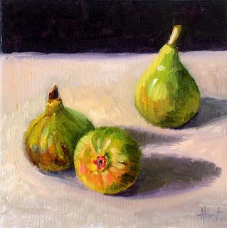 Figs by Liza Hirst