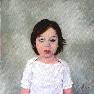 Little Boy from London by Liza Hirst
