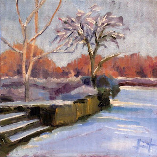 Cold Outside by Liza Hirst