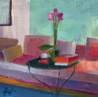 The Sofa by Liza Hirst