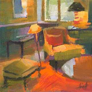 Warm Lights by Liza Hirst