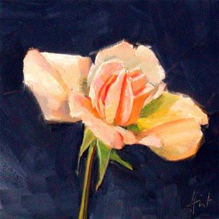 La Rose by Liza Hirst