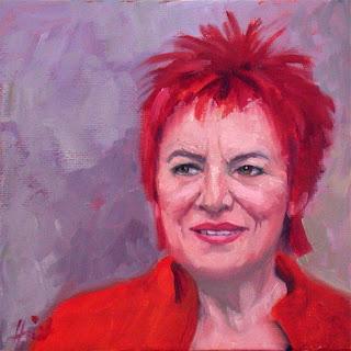 Bayrisch Rot by Liza Hirst