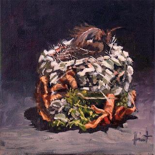 Little Bird's Nest by Liza Hirst