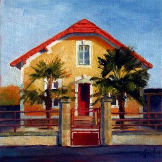 Sunshine House by Liza Hirst