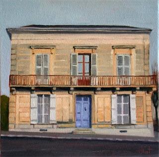 Corner House by Liza Hirst