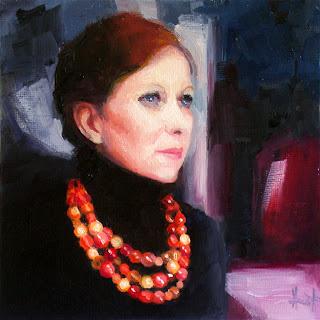 Francesca by Liza Hirst
