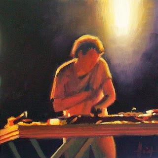 The DJ by Liza Hirst