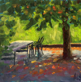 Under the Lime-Tree by Liza Hirst