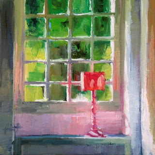 Through the Window by Liza Hirst