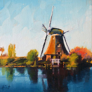 The Windmill by Liza Hirst