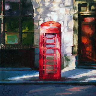 London Trademark by Liza Hirst