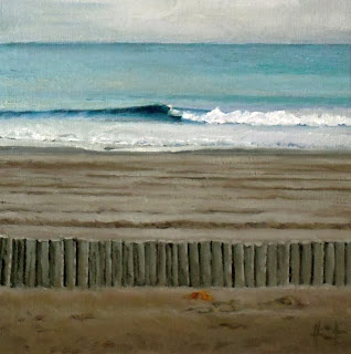 Small Wave by Liza Hirst