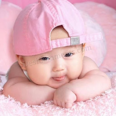 Cute Baby Sweet Free Wallpaper