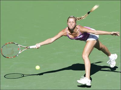 Alona Bondarenko Hot Tennis Video Pics