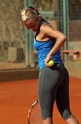 Alona Bondarenko Hot Tennis Pics