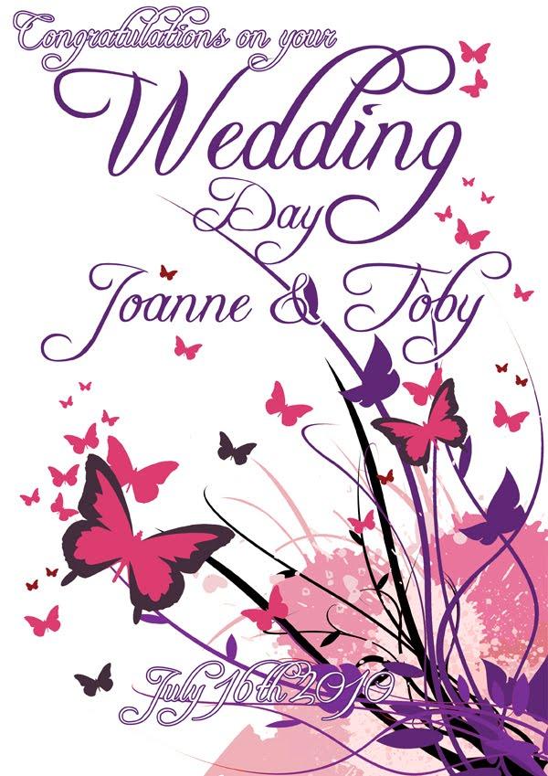 Joanne Toby Wedding Bells Ring